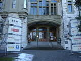 Bern Museum during an Einstein Exhibition (73 kbytes) - Click to enlarge