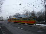 Basel, Tram (56 kbytes) - Click to enlarge