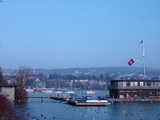 Zurich, Across The Lake (35 kbytes) - Click to enlarge