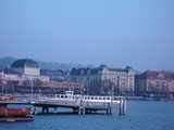 Zurich, City By The Lake (39 kbytes) - Click to enlarge